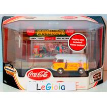 Matchbox Volkswagen Kombi Coca Cola - Raríssima 1:64