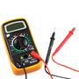 Multimetro Digital C/medição D Etemperatura Lee Tools