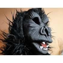 Mascara Realista Planeta Dos Macacos King Kong Tipo Capuz