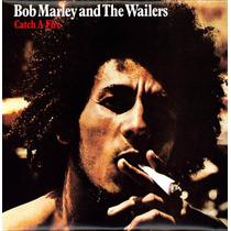 Lp Bob Marley - Catch A Fire | Vinil 180g - Novo - Importado