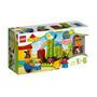 Brinquedo Blocos Montar Lego Duplo Meu Primeiro Jardim 10819