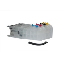 Bulk Ink Cartuchao Impressora Bro Ther J430w J6510 J6710 J62