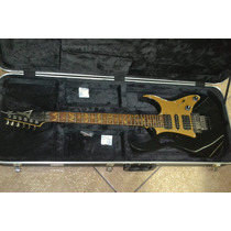 Guitarra Ibanez Jem Jr Com Ponte Trs Custom Com Hard Case