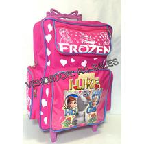 Mochila Infantil Filme Frozen 1 Aventura Congelante