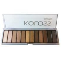 Paleta De Sombras Koloss Powerful - Modelo N°2 (12 Cores) I