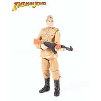 Soldado Tipo Gi Joe 25th Tropa Russa Filme Indiana Jones