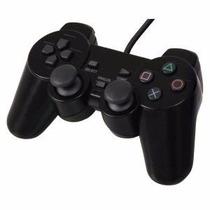 Controle Playstation 2 / Ps2 Dual Shock Com Fio