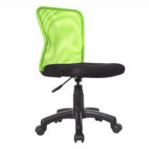 Cadeira Assisi Verde / Cadeira Giratória/ Escritório