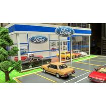 Maquete Ford 1/43 Carros Inesquecíveis Do Brasil