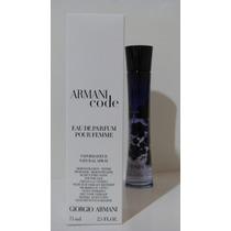 Perfume Armani Code Edp 75 Ml Tester Feminino