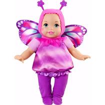 Boneca Little Mommy Borboleta - Butterfly Pronta Entrega