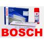 2 Filtros Ar Condicionado Bosch + 2 Higienizadores Frontier
