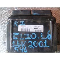 Modulo De Injeção Clio 1.6 16v Desbloqueado 8200703075