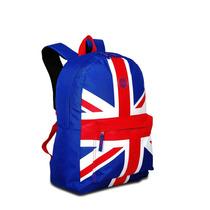 Mochila Escolar Bandeira Inglaterra Juvenil Infantil