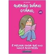 Coleção Livro Querido Diário Otário Volume 1 - Lacrado