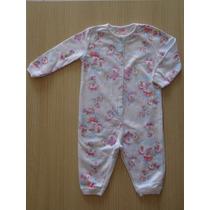 Pijama Lilica Ripilica Baby Original Estampado Branco