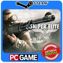 Sniper Elite V2 Steam Cd-key Global Envio Imediato