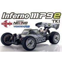 Automodelo Kyosho Inferno Mp9e Tki Rs 1/8 Buggy Brushless Rc