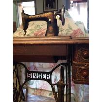 Maquina Costura Antiga Funcionando