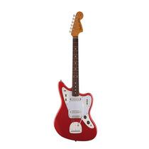 Guitarra Fender 60s Jaguar Lacquer Rw - 740 - Fiesta Red
