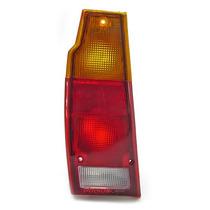 Lanterna Traseira Saveiro Parati Quadrada 87 À 94 Tricolor