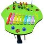 Metalofone Xilofone Infantil Coordenação Motora