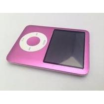 Mp4 Mp3 Vídeos + Fone Ouvido + Cartão Micro Sd 32 Gb