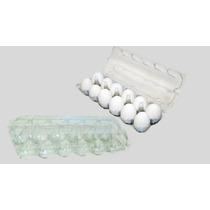 Embalagem De Ovos Galinha 10 Ovos (50 Unidades)