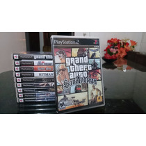 Patch Gta San Andreas Ps2