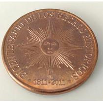 Moeda 50 Pesos Uruguaios