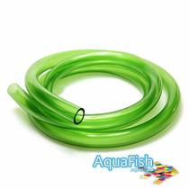 Mangueira Silicone Verde 12mm Canister