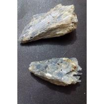 Cianita Azul Ou Vassoura De Bruxa Com 9 Cm