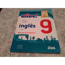 Alive Língua Estrangeira 9º Ano Inglês Manual Do Professor