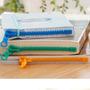 Marcador De Página Ziper - Ziper Bookmark - Kit Com 3