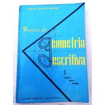 Noções De Geometria Descritiva I - Ponto - Reta - Plano 1990