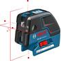 Nível A Laser De Linhas E Pontos 30 Metros Gcl 25 Bosch