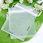Saquinho De Organza 15x18 - Pct C/100- Luxo Atacado Cristal