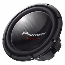 Subwoofer Pioneer Ts-w310s4 12 Polegadas 400w Rms 4 Ohms