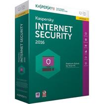 Kaspersky Internet Security 2016 1 Pc 1 Ano Original