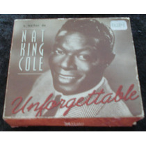 Nat King Cole - Box 5 Cd's - Unforgettable !!!