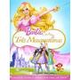 Dvd Original Do Filme Barbie E As Três Mosqueteiras