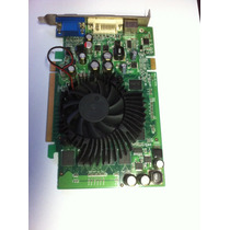 Placa De Video Gf 8600gt Pci-e Ddr2 512mb W/tv+dm