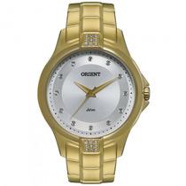 Relógio Orient Fgss0037 S1kx Feminino Dourado - Refinado