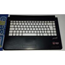 Carcaça Base Superior Notebook Semp Toshiba Sti Na 1401