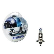 Kit Lâmpada Philips X-treme Vision H1 - 55w 12v - Par
