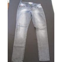 Calça Jeans Feminina - Tamanho 46 - Marca Opção