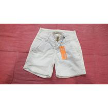 Shorts Jeans Feminina Fargaz 38