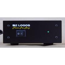 Pre Amplificador Para Toca Discos ( Riaa ) - Magnético