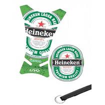 Adesivos Protetor Tanque E Bocal Heineken + Frete Gratis