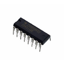5x Circuito Integrado Cd4511 Decodificador Bcd - 7 Segmentos